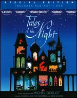 Tales of the Night [2 Discs] [Blu-ray/DVD]