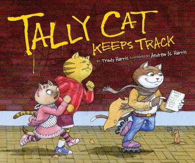 Tally Cat Keeps Track - Harris, Trudy, RN