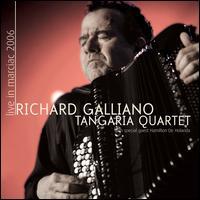Tangaria Quartet - Richard Galliano