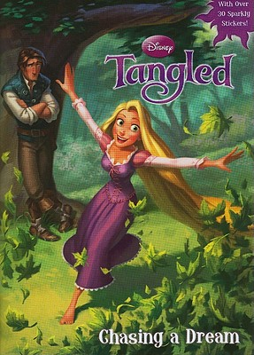 Tangled: Chasing a Dream - Hands, Cynthia (Adapted by)