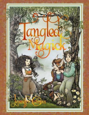 Tangled Magick - Carson, Jennifer