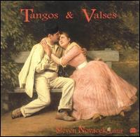 Tangos & Valses - Steven Novacek (guitar)