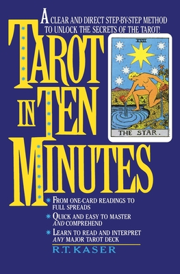 Tarot in Ten Minutes - Kaser, Richard T