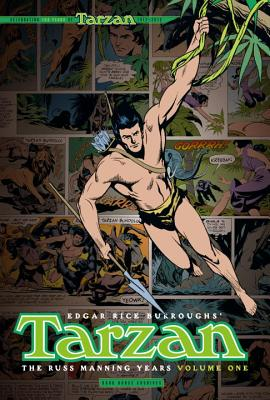 Tarzan Archives: The Russ Manning Years Volume 1 - DuBois, Gaylord