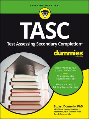 TASC for Dummies - Hersey, Nicole, and Donnelly, Stuart, and Olson, Ron