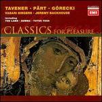 Tavener, Pärt: Choral Works