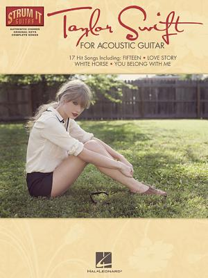 Taylor Swift for Acoustic Guitar - Swift, Taylor