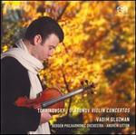 Tchaikovsky, Glazunov: Violin Concertos