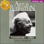 Tchaikovsky & Grieg Piano Concertos - Arthur Rubinstein (piano); Boston Symphony Orchestra