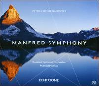 Tchaikovsky: Manfred Symphony - Norbert Gembaczka (organ); Russian National Orchestra; Mikhail Pletnev (conductor)