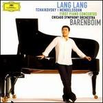 Tchaikovsky, Mendelssohn: First Piano Concertos - Lang Lang (piano); Chicago Symphony Orchestra; Daniel Barenboim (conductor)