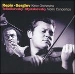 Tchaikovsky, Myaskovsky: Violin Concertos