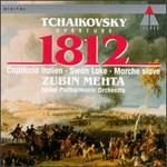 Tchaikovsky: Overture 1812; Capriccio Italien; Swan Lake; Marche slave