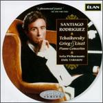 Tchaikovsky: Piano Concerto No.1/Grieg: Piano Concerto In A/Liszt: Piano Concerto No.1