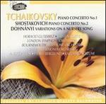 Tchaikovsky: Piano Concerto No. 1; Shostakovich: Piano Concerto No. 2