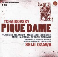 Tchaikovsky: Pique Dame - Dennis Petersen (vocals); Dmitri Hvorostovsky (vocals); Dominique Labelle (vocals); Ernesto Gavazzi (vocals);...