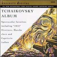 Tchaikovsky: Romeo & Juliet Fantasy Overture; Slavonic March; Capriccio Italien; 1812 Overture - Georgian Festival Orchestra; Vato Kahi (conductor)