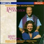 Tchaikovsky/Schumann: Piano Concertos