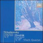 Tchaikovsky: String Quartet in E flat minor Op. 30; Dvor�k: String Quartet in G major Op. 106