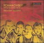 Tchaikovsky: String Quartet Nos. 2 & 3