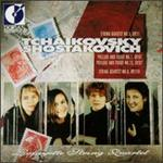 Tchaikovsky: String Quartets No. 1; Shostakovich: Prelude & Fugue Nos. 1 & 15; String Quartet No. 8