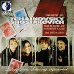 Tchaikovsky: String Quartets No. 1; Shostakovich: Prelude & Fugue Nos. 1 & 15; String Quartet No. 8