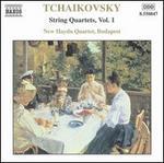 Tchaikovsky: String Quartets, Vol.1