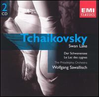 Tchaikovsky: Swan Lake - Frank Kaderabek (trumpet); Margarita Csonka Montanaro (harp); Norman Carol (violin); William Stokking (cello);...
