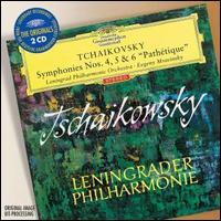"""Tchaikovsky: Symphonies Nos. 4, 5 & 6 """"Pathétique"""" -"""