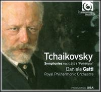 Tchaikovsky: Symphonies Nos. 4, 5 & 6 - Martin Owen (horn); Royal Philharmonic Orchestra; Daniele Gatti (conductor)