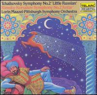 Tchaikovsky: Symphony No. 2 'Little Russian'; Rimsky-Korsakov: Symphony No. 2 'Antar' - Pittsburgh Symphony Orchestra; Lorin Maazel (conductor)