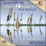 """Tchaikovsky: Symphony No. 4; Overture """"Romeo and Juliet"""""""