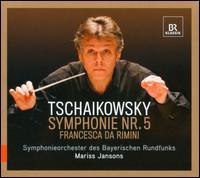 Tchaikovsky: Symphony No. 5; Francesca da Rimini - Symphonieorchester des Österreichischen Rundfunks; Mariss Jansons (conductor)