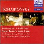 "Tchaikovsky: Symphony No. 6 ""Pathétique""; Ballet Music; Swan Lake; The Sleeping Beauty; The Nutcracker"