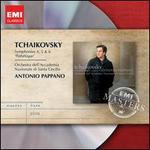 """Tchaikovsky: Symphony Nos. 4, 5 & 6 """"Pathétique"""""""