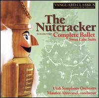 Tchaikovsky: The Nutcracker (Complete); Swan Lake Suite - Utah Symphony Orchestra; Maurice de Abravanel (conductor)