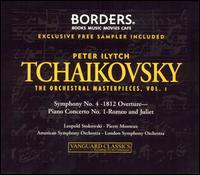 Tchaikovsky: The Orchestral Masterpieces, Vol. 1 [Exclusive Free Sampler Included] - Akira Eguchi (piano); Albert Linder (horn); Alfred Brendel (piano); Alfred Deller (counter tenor); Alirio Diaz (guitar);...