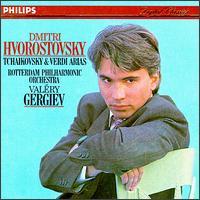 Tchaikovsky & Verdi Arias - Dmitri Hvorostovsky (baritone); Rotterdam Philharmonic Orchestra; Valery Gergiev (conductor)