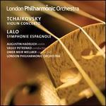 Tchaikovsky: Violin Concerto; Lalo: Symphonie Espagnole
