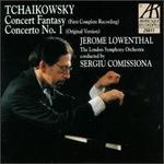 Tchaikowsky: Concert Fantasy; Concerto No.1