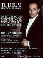Te Deum/Overture to Die Meistersinger von Nürnberg