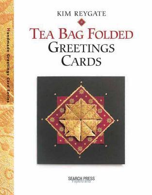Tea Bag Folded Greetings Cards - Reygate, Kim
