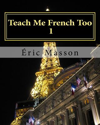 Teach Me French Too 1 - Masson, Eric