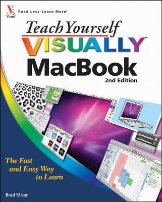 Teach Yourself Visually MacBook - Miser, Brad