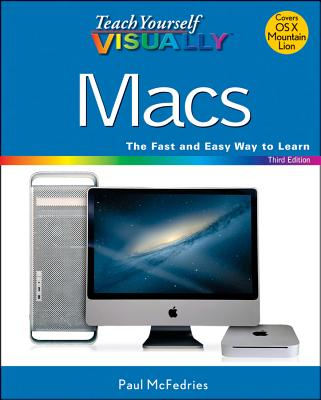 Teach Yourself Visually Macs - McFedries, Paul