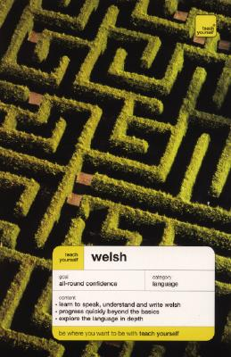 Teach Yourself Welsh Complete Course - Brake, Julie, and Jones, Christine, and Brake Julie
