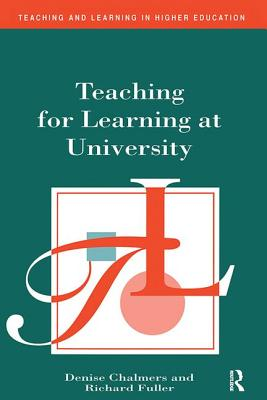 Teaching for Learning at University - Chalmers, Denise