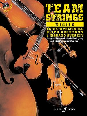 Team Strings: Violin - Bull, Christopher, and Duckett, Richard, and Goodborn, Olive