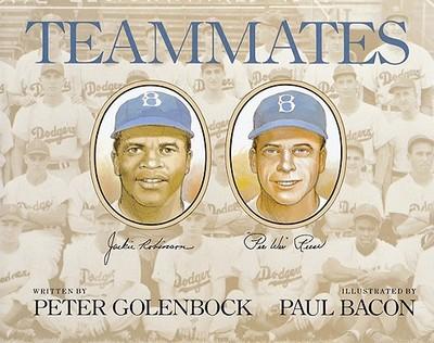Teammates - Golenbock, Peter