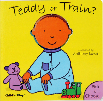 Teddy or Train? -